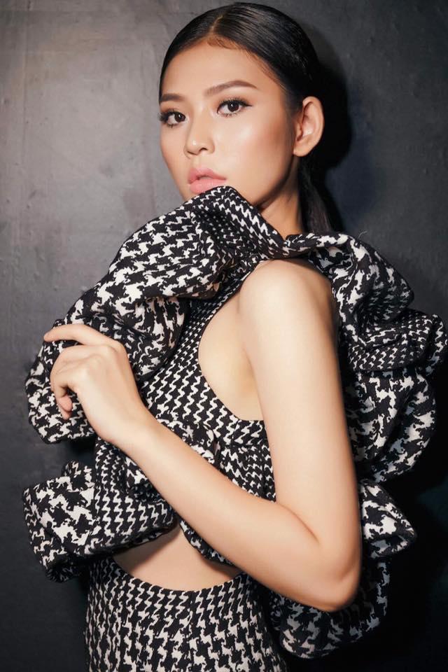 Ngoài Hoàng Thùy, Mâu Thủy, 7 người đẹp sau chắc suất vào bán kết Hoa hậu hoàn vũ - Ảnh 3.