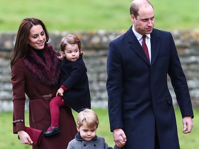 Giống nhiều bà mẹ khác, công nương Kate cũng thích mặc đồ tông xuyệt tông với con mình - Ảnh 8.
