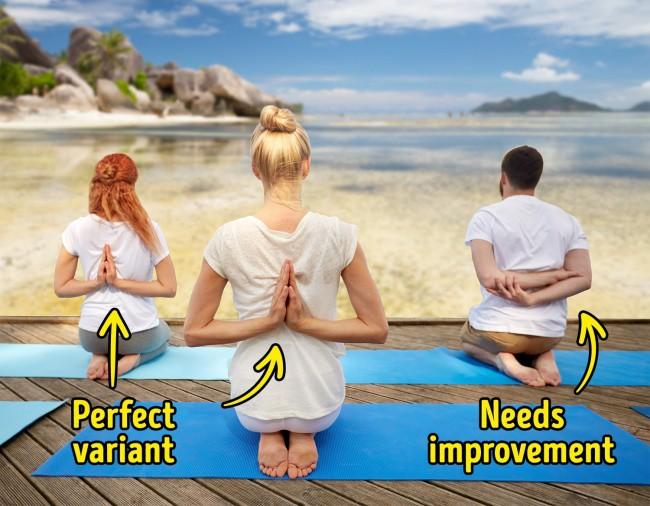 5 bài tập giúp bạn kiểm tra sự linh hoạt của cơ thể và để biết mình có còn trẻ hay không - Ảnh 2.