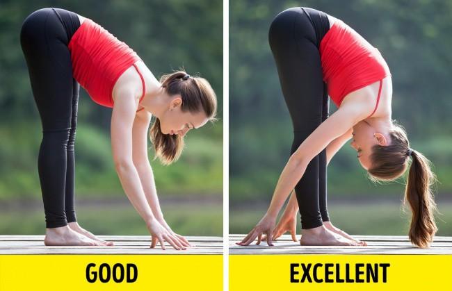 5 bài tập giúp bạn kiểm tra sự linh hoạt của cơ thể và để biết mình có còn trẻ hay không - Ảnh 3.