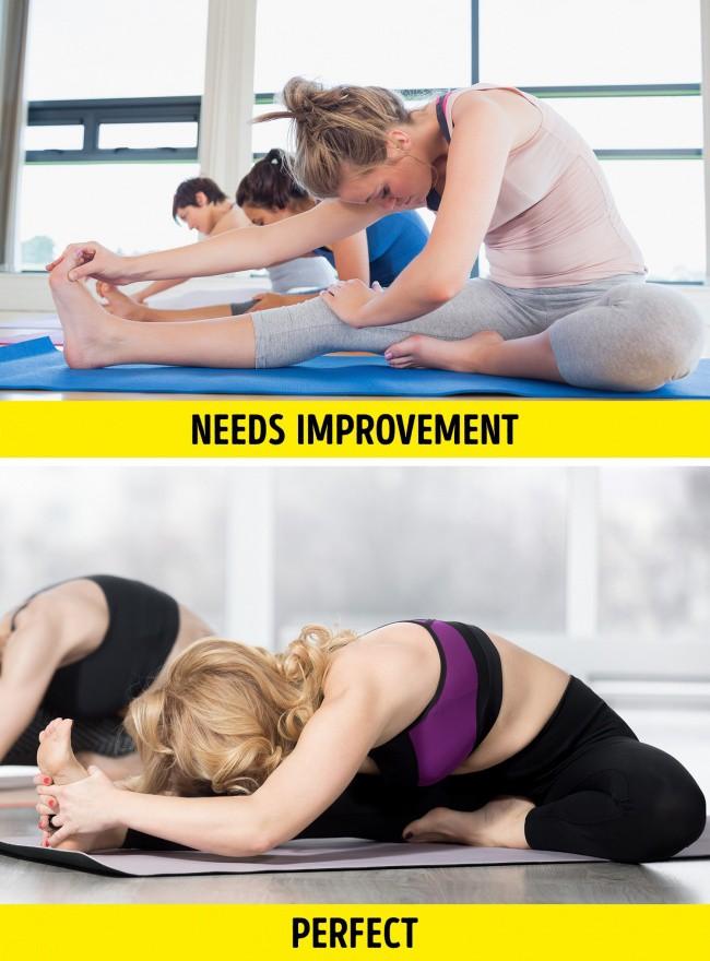 5 bài tập giúp bạn kiểm tra sự linh hoạt của cơ thể và để biết mình có còn trẻ hay không - Ảnh 5.