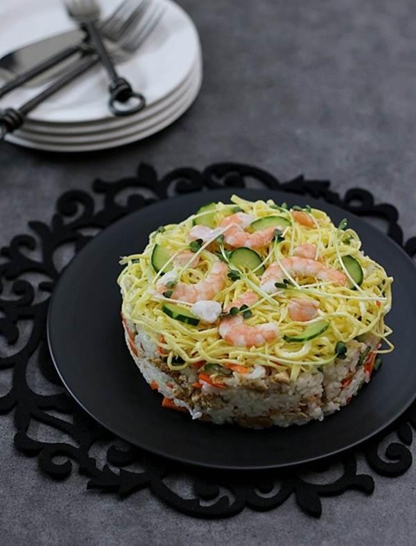 Học người Hàn làm món cơm trộn ngon đẹp ngất ngây cho bữa trưa cuối tuần - Ảnh 6.