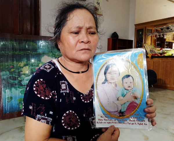 Hà Nội: Mẹ nuốt nước mắt suốt 36 năm khi lạc mất con gái lên 3 tại ga tàu - Ảnh 4.