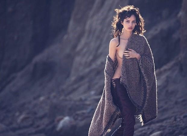 Không tập cardido, Luma Grothe - viên đá quý của Victoria's Secret giữ dáng không tì vết nhờ mẹo này - Ảnh 1.