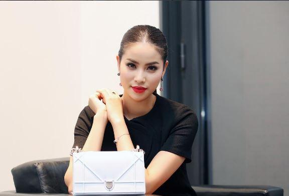 Những người đẹp Việt rất trung thành với một hãng túi hiệu - Ảnh 30.