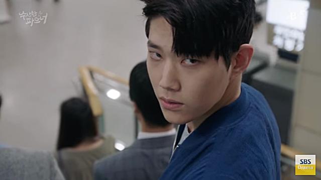 Fan lo lắng khi kẻ giết người trong phim Ji Chang Wook đã trốn thoát - ảnh 6