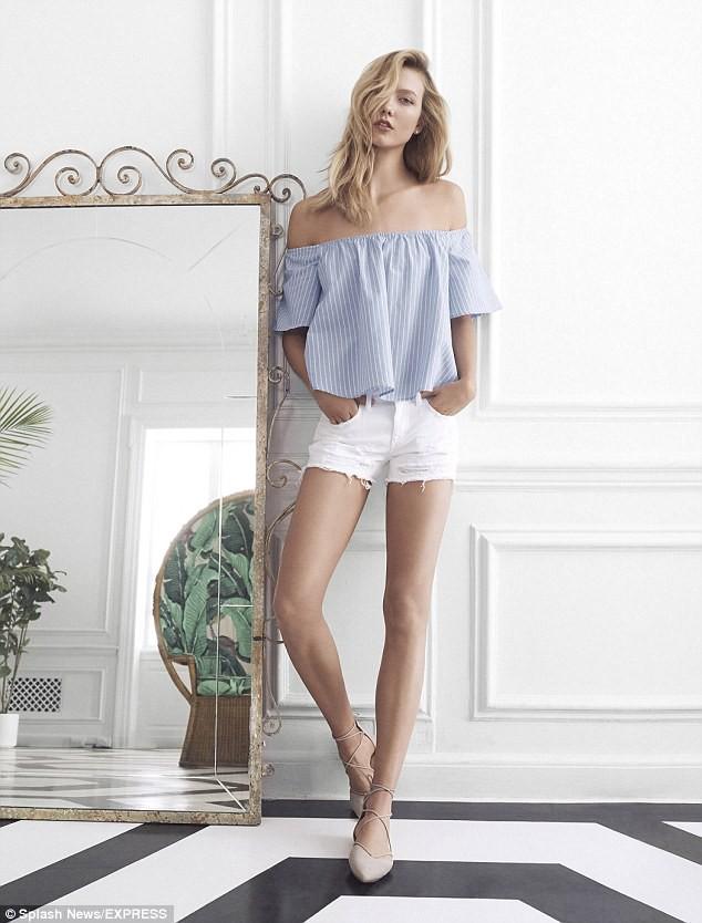 Quay trở lại show diễn Victorias Secret 2017, Karlie Kloss chia sẻ bí quyết giữ dáng khiến ai cũng ngưỡng mộ - Ảnh 11.