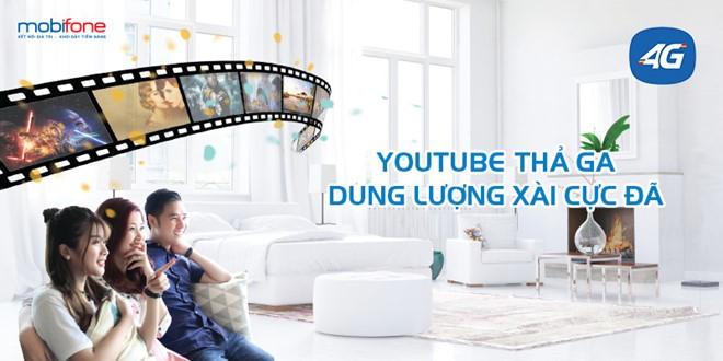 Hội cha mẹ thích mê gói MY của MobiFone, xem Youtube chỉ 65.000đ/tháng - Ảnh 1.