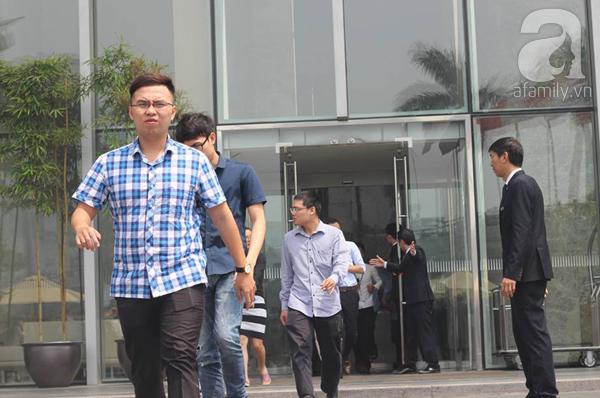 Dân văn phòng tá hỏa chạy thoát khỏi đám cháy giả định tại tòa nhà cao thứ 2 Việt Nam - Ảnh 5.