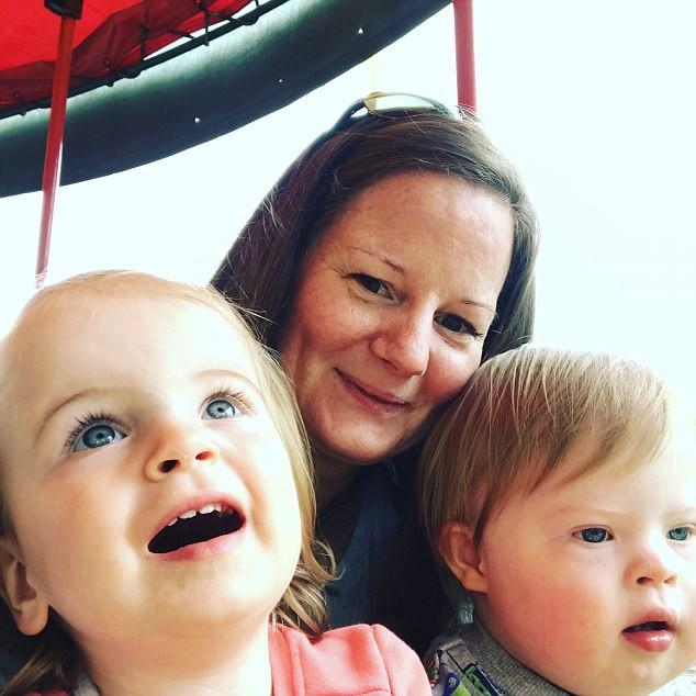 Được khuyên bỏ thai vì con mắc bệnh Down, mẹ kiên quyết từ chối và hạnh phúc nhận kết quả vài tháng sau đó - Ảnh 9.