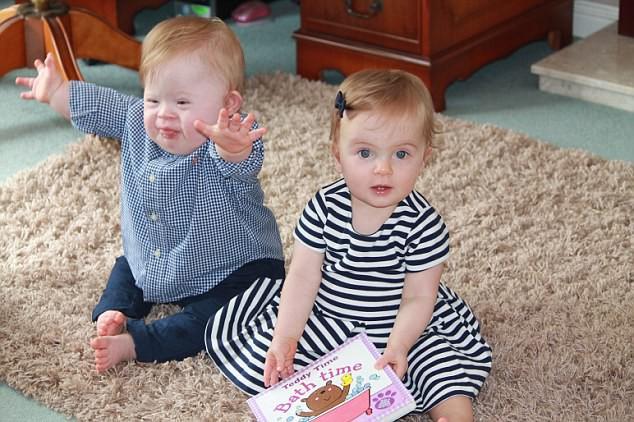 Được khuyên bỏ thai vì con mắc bệnh Down, mẹ kiên quyết từ chối và hạnh phúc nhận kết quả vài tháng sau đó - Ảnh 4.
