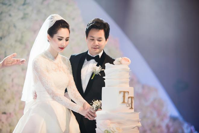 Đúng là chỉ có những thiết kế của Lê Thanh Hòa mới giúp Thu Thảo toả sáng - Ảnh 2.