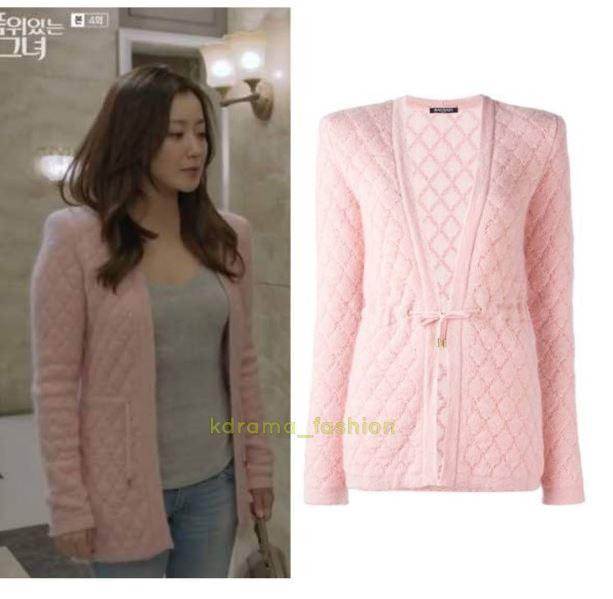 Mỹ nhân không tuổi Kim Hee Sun dát hàng hiệu không đếm xuể trong Phẩm chất quý cô - Ảnh 23.