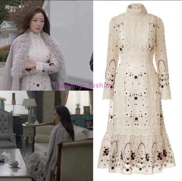 Mỹ nhân không tuổi Kim Hee Sun dát hàng hiệu không đếm xuể trong Phẩm chất quý cô - Ảnh 16.