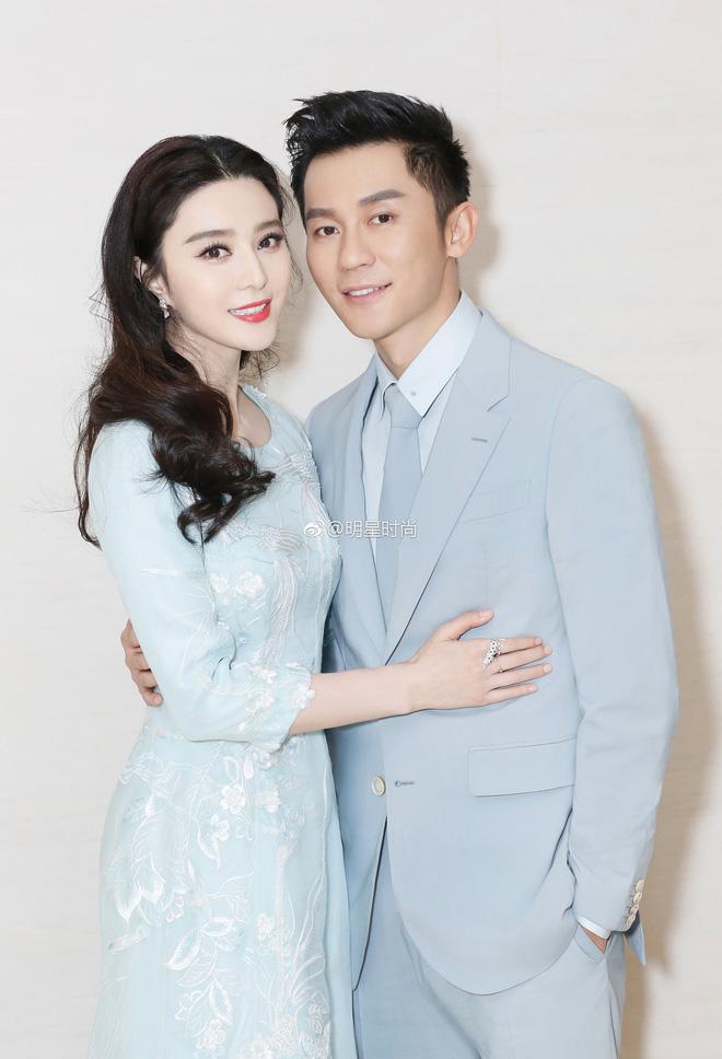 Phong cách tâm đầu ý hợp của cặp uyên ương sắp cưới Phạm Băng Băng - Lý Thần - Ảnh 3.