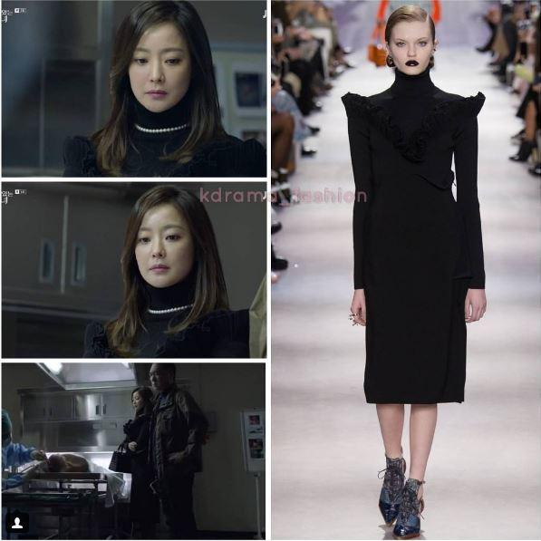 Mỹ nhân không tuổi Kim Hee Sun dát hàng hiệu không đếm xuể trong Phẩm chất quý cô - Ảnh 21.