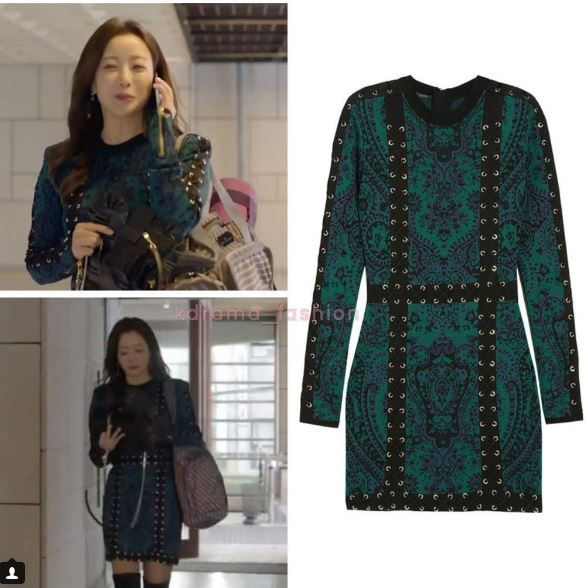 Mỹ nhân không tuổi Kim Hee Sun dát hàng hiệu không đếm xuể trong Phẩm chất quý cô - Ảnh 22.