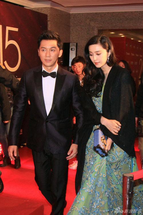 Phong cách tâm đầu ý hợp của cặp uyên ương sắp cưới Phạm Băng Băng - Lý Thần - Ảnh 10.