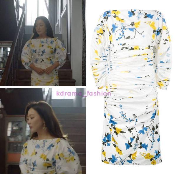 Mỹ nhân không tuổi Kim Hee Sun dát hàng hiệu không đếm xuể trong Phẩm chất quý cô - Ảnh 17.
