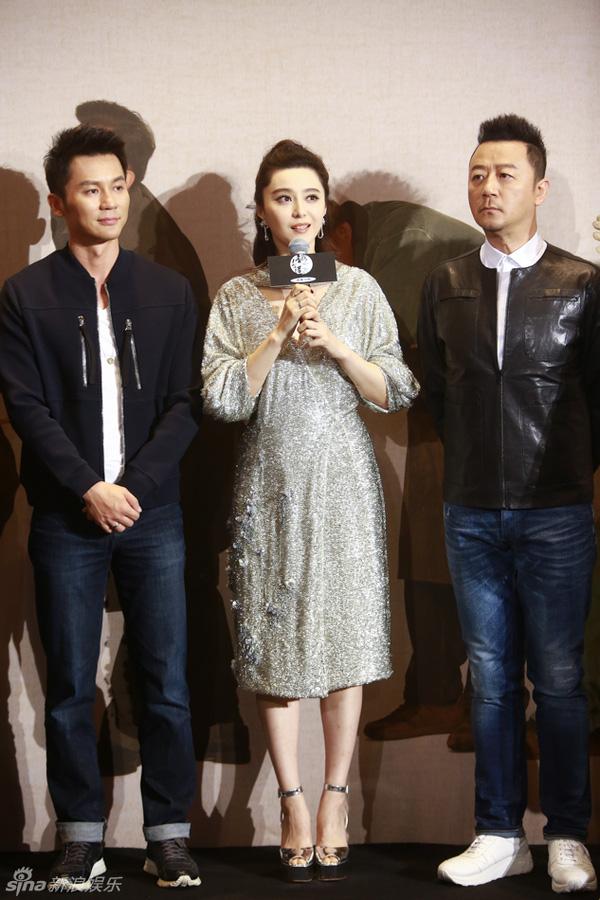 Phong cách tâm đầu ý hợp của cặp uyên ương sắp cưới Phạm Băng Băng - Lý Thần - Ảnh 9.