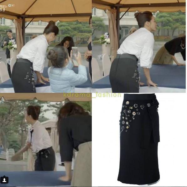 Mỹ nhân không tuổi Kim Hee Sun dát hàng hiệu không đếm xuể trong Phẩm chất quý cô - Ảnh 18.