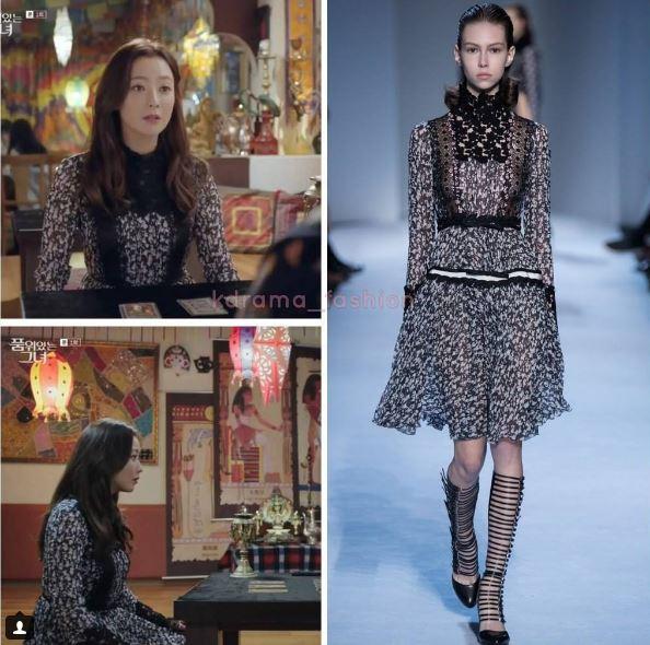 Mỹ nhân không tuổi Kim Hee Sun dát hàng hiệu không đếm xuể trong Phẩm chất quý cô - Ảnh 20.