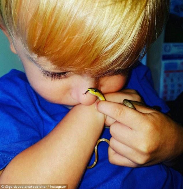 Chưa đầy 2 tuổi, cậu bé này đã dám làm việc khiến nhiều người lớn nhìn thấy phải rùng mình - Ảnh 5.