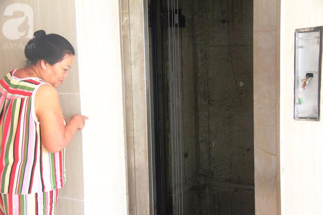 Vừa sống vừa run trong chung cư có thang máy hỏng bị rút ruột, sâu hun hút chờ nuốt người - Ảnh 5.