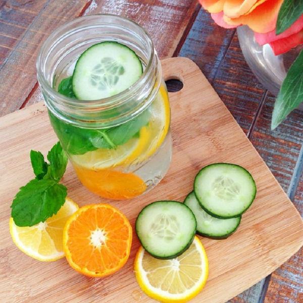 Công thức đồ uống từ bạc hà tươi giúp bạn detox gan hiệu quả, đón Tết thêm vui - Ảnh 3.