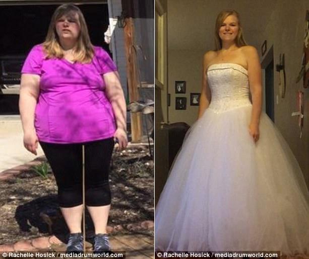 Bà mẹ béo phì giảm hơn 70kg trong chưa đầy 1 năm - ảnh 1