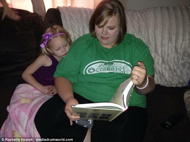 Bà mẹ béo phì giảm hơn 70kg trong chưa đầy 1 năm - ảnh 2