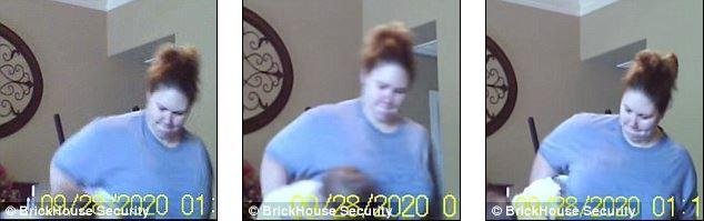 Nhận ra con có những biểu hiện kì lạ, mẹ liền xem camera và lập tức gọi cảnh sát - Ảnh 3.