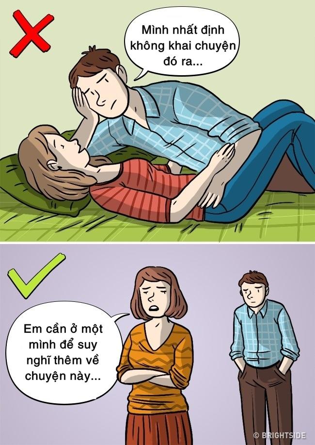 Tranh vui: 5 con đường chắc chắn dẫn đến ngoại tình hoặc ly hôn bằng mọi giá phải tránh - Ảnh 5.