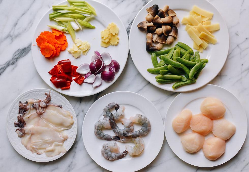 Mách bạn cách làm món ngon với hải sản tổ chim cho ngày Tết ngon như nhà hàng ảnh 1