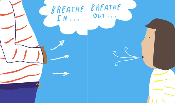 Cách hít thở đúng giúp bạn giữ bình tĩnh và làm việc hiệu quả - Ảnh 4.