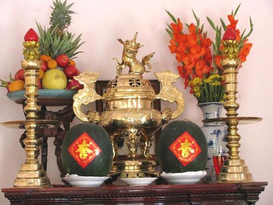 Muốn lộc vào nhà ào ào trong năm mới cứ chưng những hoa này trên bàn thờ - Ảnh 4.