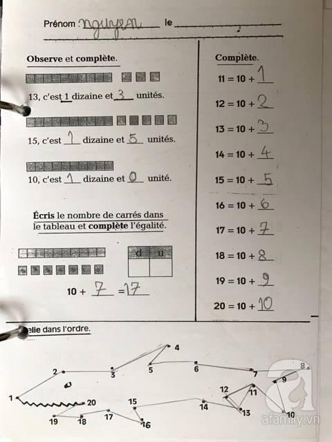 Học tiểu học ở Pháp: Không sách giáo khoa, không bài tập về nhà - Ảnh 1.