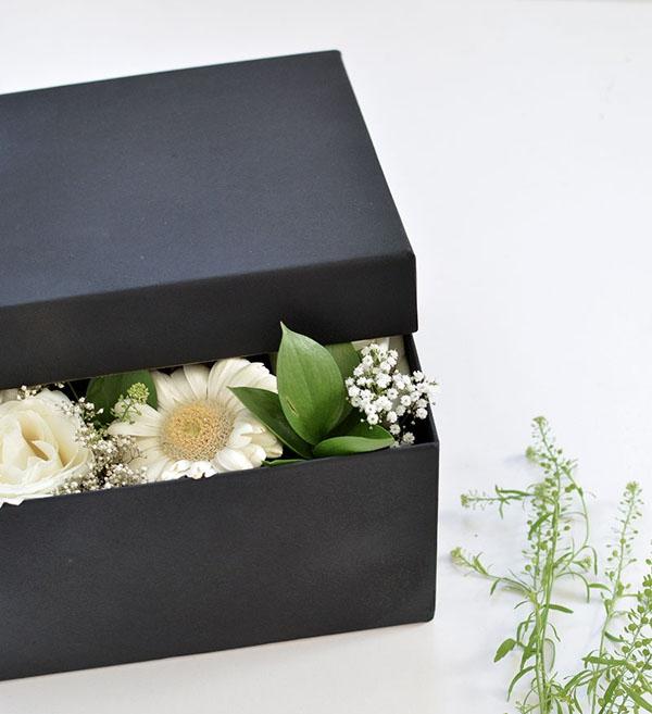 Tự làm hộp quà hoa 2 trong 1 siêu cute cực đơn giản - Ảnh 6.