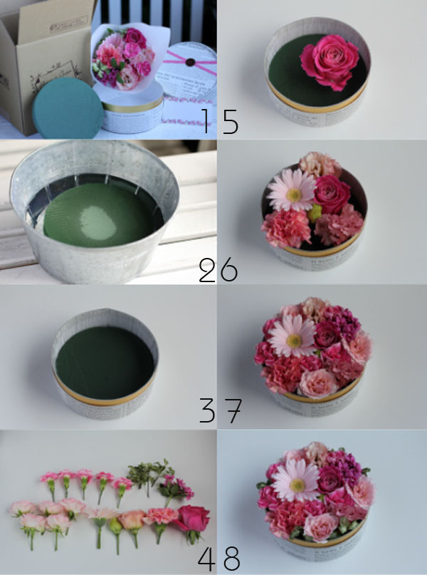 3 cách cắm hoa trong hộp quà xinh lung linh bạn cần bỏ túi - Ảnh 10.