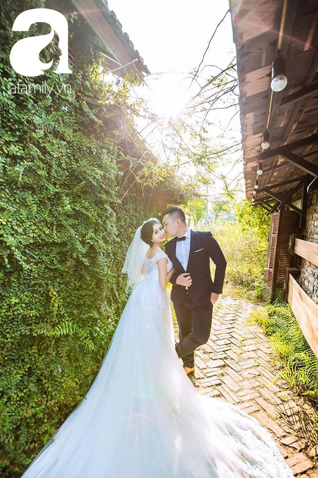 Đẻ xong mới cưới - cô dâu lãi to một lúc được 2 người đàn ông - Ảnh 6.