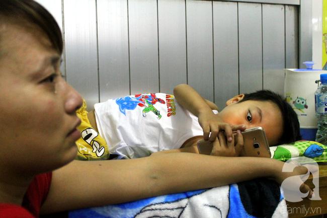 Tết trong bệnh viện: Chỉ cần con khỏi bệnh thì Tết đã quá đủ đầy - Ảnh 11.