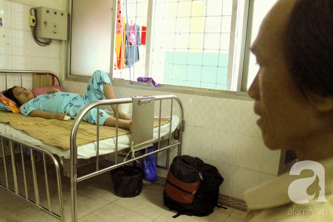 Tết trong bệnh viện: Chỉ cần con khỏi bệnh thì Tết đã quá đủ đầy - Ảnh 10.