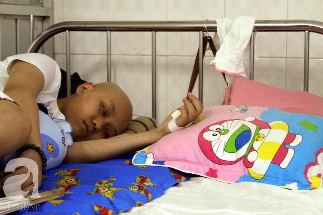 Tết trong bệnh viện: Chỉ cần con khỏi bệnh thì Tết đã quá đủ đầy - Ảnh 7.