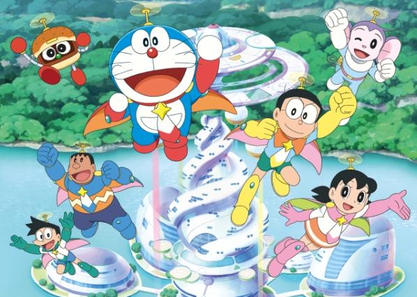 Những chuyến phiêu lưu của mèo máy Doraemon mà khán giả nhí không thể bỏ qua - Ảnh 3.