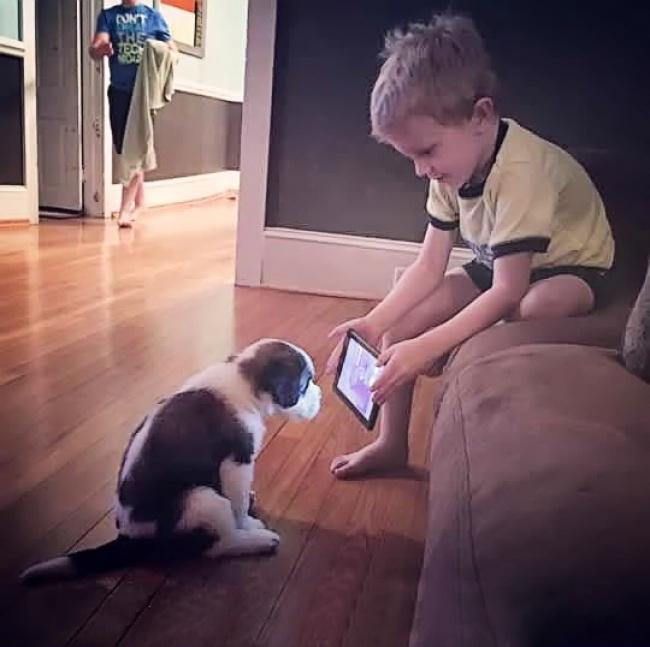 Buồn chán và tẻ nhạt ư, điều đó sẽ không bao giờ xảy ra nếu nhà có trẻ nhỏ - Ảnh 8.