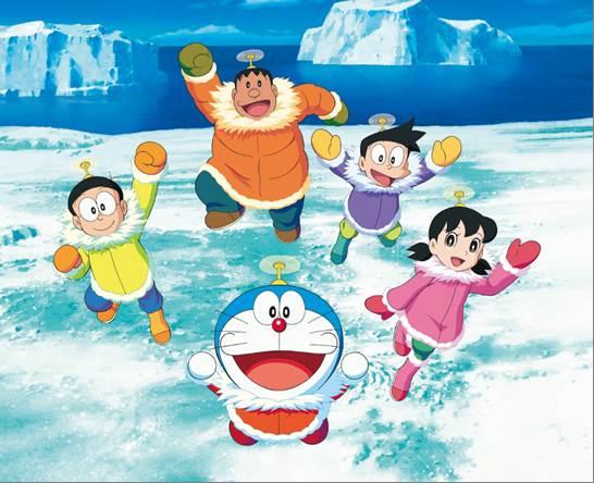 Những chuyến phiêu lưu của mèo máy Doraemon mà khán giả nhí không thể bỏ qua - Ảnh 5.