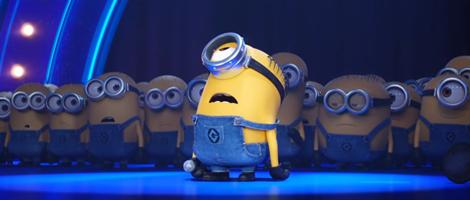 Màn hát hò hài bá đạo của đội quân áo vàng Minion - Ảnh 3.