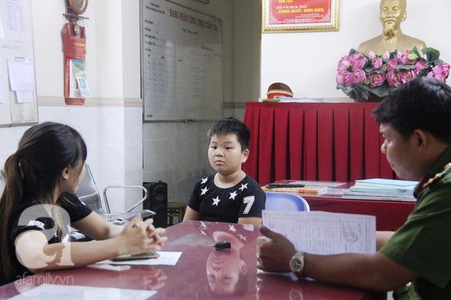 Bé trai 9 tuổi đi lạc 3 ngày, mẹ bận đi làm không đến đón, dì lên nhận thay nhưng không được - Ảnh 8.
