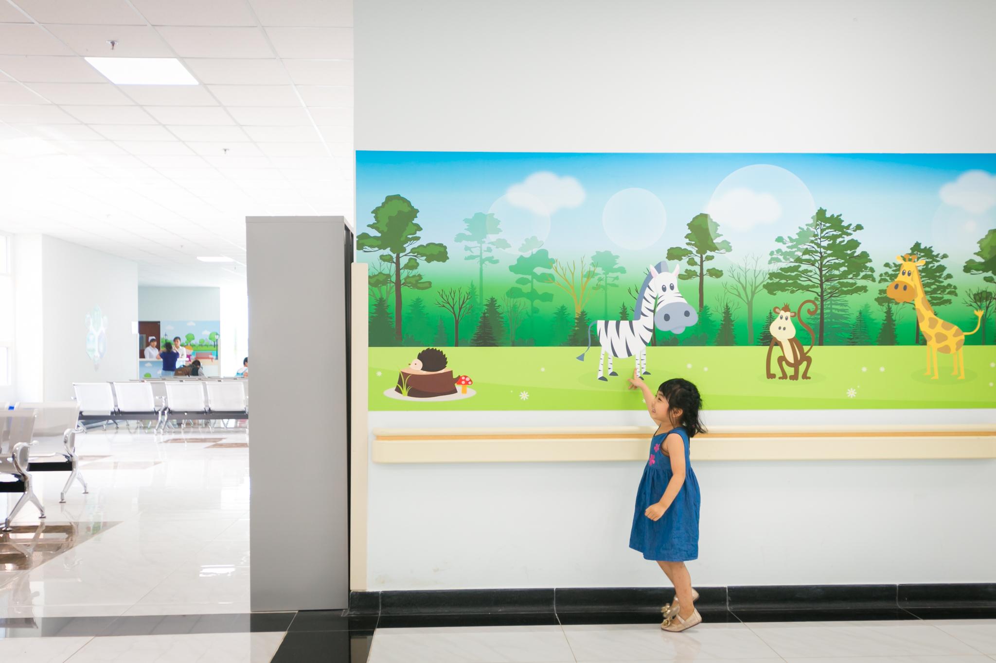 Ở Sài Gòn, có một Bệnh viện Nhi đồng Thành phố xinh xắn như trường mầm non - Ảnh 8.