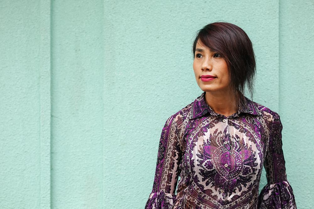 Nguyễn Tiểu Phương: Dẫu có làm bằng thép, tôi vẫn chỉ là một bông hồng - Ảnh 15.